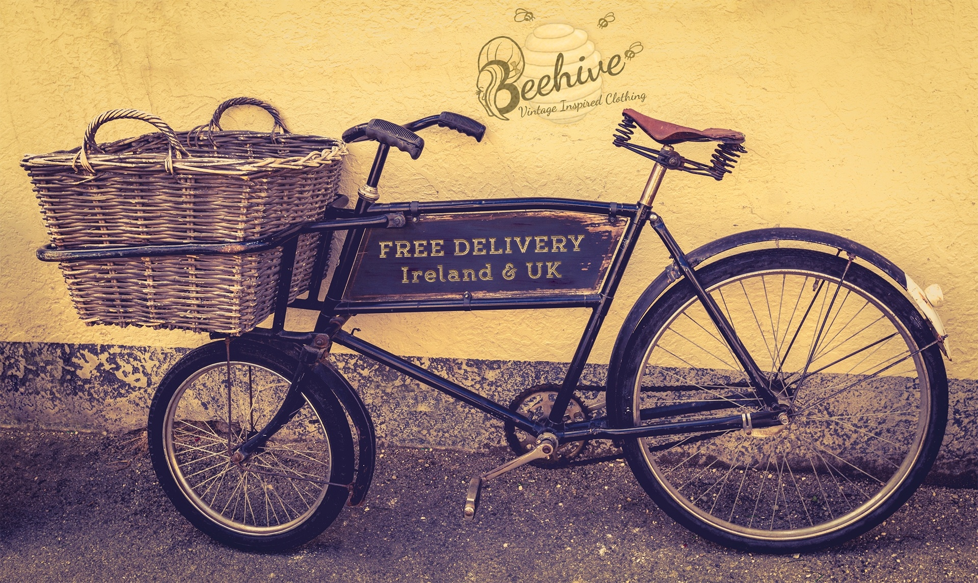 FREE DELIVERY Ireland & UK