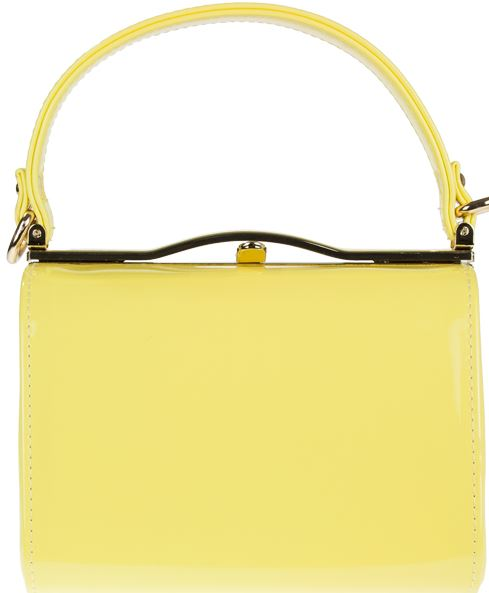 Mellow Yellow 50s Handbag